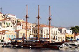 45 metre Cruising schooner Turkey