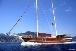 39 metre Turkish gulet yacht Turkey