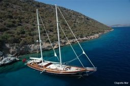 35 metre Luxury turkish ketch gulet yacht Turkey