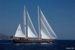 35 metre Luxury turkish ketch gulet yacht Turkey