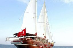 32 metre Turkish gulet boat Turkey