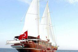 32 metre Turkish gulet boat Turkey