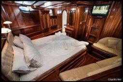 31 metre ketch gulet cruise boat Turkey