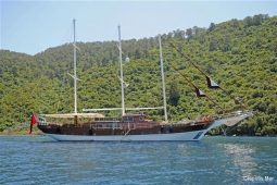 34 metre Turkish gulet schooner boat Turkey