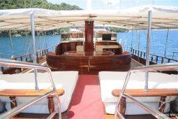 34 metre Turkish gulet schooner boat Turkey