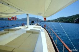 24 metre Ketch cruise gulet Turkey