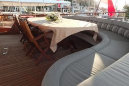 34 metre Luxury turkish gulet boat Turkey