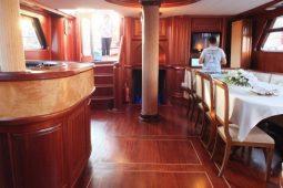 34 metre Luxury turkish gulet boat Turkey