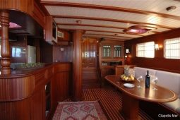 24 metre Luxury gulet yacht