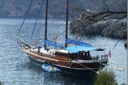 26 metre ketch gulet boat Turkey