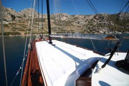 26 metre ketch gulet boat Turkey