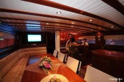 23 metre Luxury turkish gulet boat