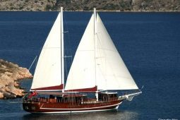 32 metre Turkish schooner boat Turkey