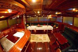 32 metre Turkish schooner boat Turkey