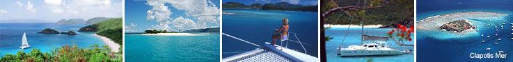 luxury yacht charter holiday caribbean