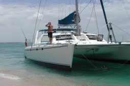 45 ft Sailing Catamaran 1
