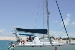 45 ft Sailing Catamaran 2