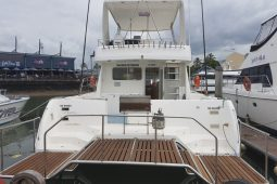 Quirimbas 48 ft Twin Spirit Power Catamaran-2