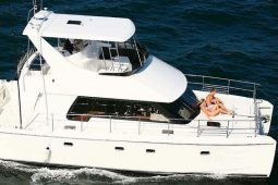 Quirimbas 48 ft Twin Spirit Power Catamaran-6