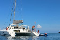 Yacht Charter in the East African Islands