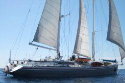 Croisière avec ANTSIVA, voilier à Nosy Be