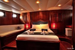 South-East-Asia-28-metre-ketch-gulet-Vip-cabin