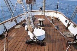 41 metre Classic sailing yacht greece