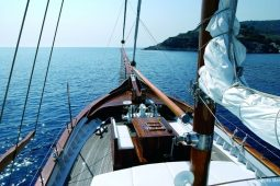 28 metre Luxury ketch yacht Greece