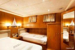 30 metre Luxury cruising yacht Greece