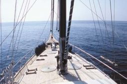 25 metre Luxury ketch sailing yacht Greece