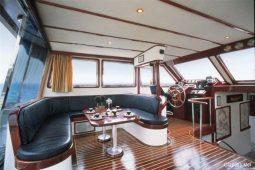 25 metre Luxury ketch sailing yacht Greece