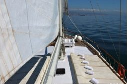 27 metre Motor sailing ketch yacht Greece