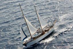 24 metre Motor sailing yacht Greece