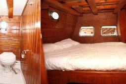 20 m wooden ketch boat Greece