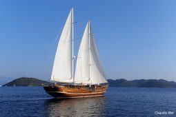 37 metre Luxury turkish schooner yacht