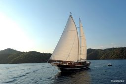 37 metre Luxury turkish schooner yacht Turkey