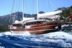 31 metre Luxury turkish schooner yacht