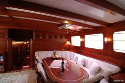 35 metre Luxury turkish ketch gulet yacht