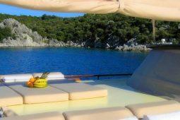 27 metre ketch gulet boat