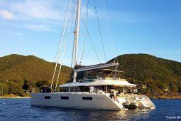 Caribbean Bahamas Lagoon 62 ft Sailing Catamaran 1