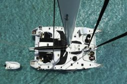 Caribbean Bahamas Privilege 65 ft Sailing Catamaran 1