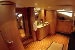 Caribbean Bahamas Privilege 65 ft Sailing Catamaran OK ensuite facilities
