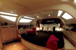 Caribbean Bahamas Privilege 65 ft Sailing Catamaran OK master cabin