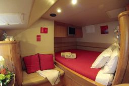 Caribbean Bahamas Privilege 65 ft Sailing Catamaran double cabin 1