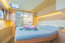 Phuket Lagoon 52 Sailing Catamaran queen size cabin