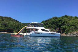 Phuket Leopard 51 ft Power Catamaran Slide