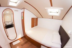 Galapagos Alumarine 22 metre sailing catamaran double cabin