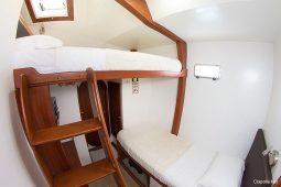 Galapagos Alumarine 22 metre sailing catamaran triple cabin 1