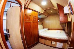 Galapagos Alumarine 23 metre sailing catamaran double cabin