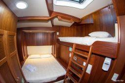 Galapagos Alumarine 23 metre sailing catamaran triple cabin 1